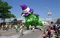 Advertising Helium Parade Balloons Giant Inflatables 2