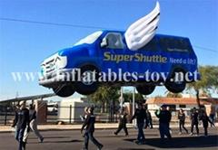 Advertising Helium Parad