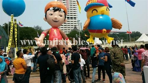 Advertising Helium Parade Balloons Giant Inflatables 13