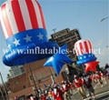 American Flags Helium Parade Floats Inflatable Patriotic Balloon 7
