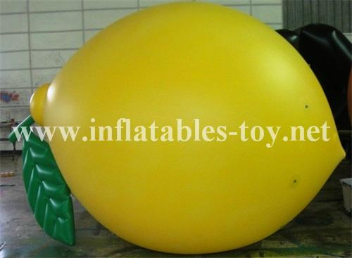 Fruit Inflatable Parade Characters Helium Floats 2