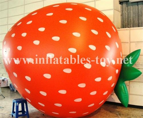 Fruit Inflatable Parade Characters Helium Floats 1