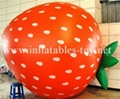 Fruit Inflatable Parade Characters