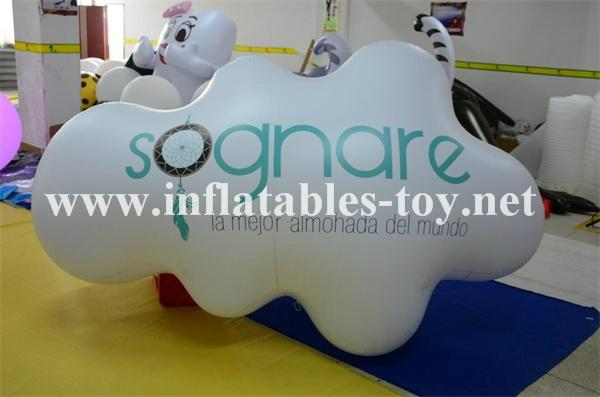 Customized X Shape Inflatable Parade Characters Helium Balloon 9