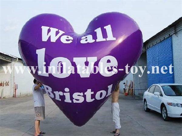 Customized X Shape Inflatable Parade Characters Helium Balloon 11