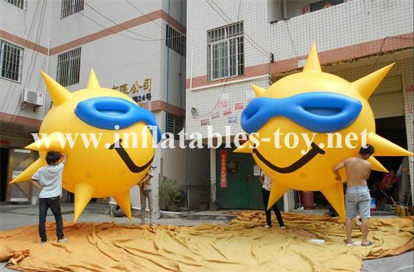 Customized X Shape Inflatable Parade Characters Helium Balloon 12
