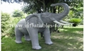 Inflatable Elephant Helium Balloon Events Flying Parade Balloon  2