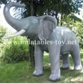 Inflatable Elephant Helium Balloon Events Flying Parade Balloon  1