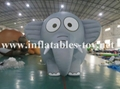 Inflatable Elephant Helium Balloon Events Flying Parade Balloon  5