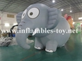 Inflatable Elephant Helium Balloon Events Flying Parade Balloon  6