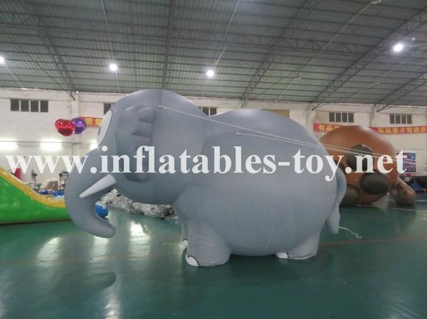 Inflatable Elephant Helium Balloon Events Flying Parade Balloon  7