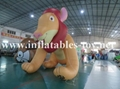Inflatable Elephant Helium Balloon Events Flying Parade Balloon  10
