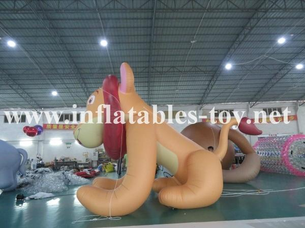 Inflatable Elephant Helium Balloon Events Flying Parade Balloon  13