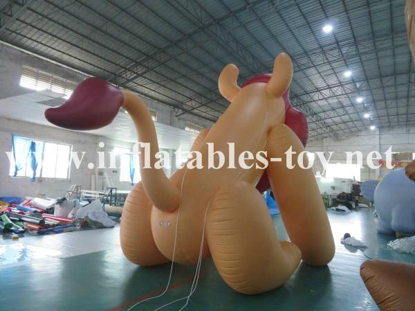 Inflatable Elephant Helium Balloon Events Flying Parade Balloon  14