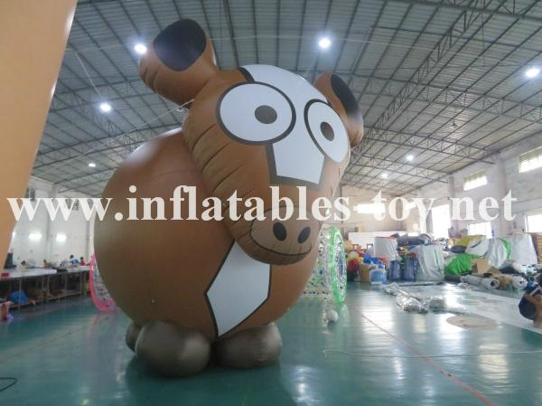 Inflatable Elephant Helium Balloon Events Flying Parade Balloon  15