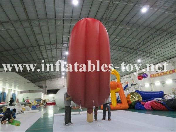 Fruit Inflatable Parade Characters Helium Floats 5