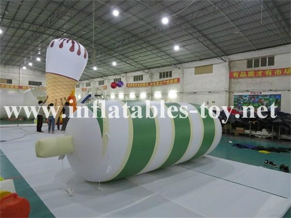 Fruit Inflatable Parade Characters Helium Floats 6