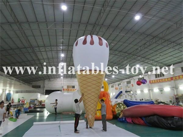 Fruit Inflatable Parade Characters Helium Floats 9
