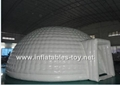 Inflatable Airsealed Dome Tent,