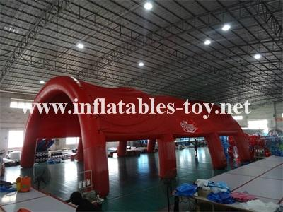 Large Inflatable Arch Tent, Waterproof Inflatable Exhibition Tent 5