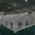 Large Inflatable Arch Tent, Waterproof Inflatable Exhibition Tent 3