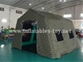 Large Inflatable Arch Tent, Waterproof Inflatable Exhibition Tent 8