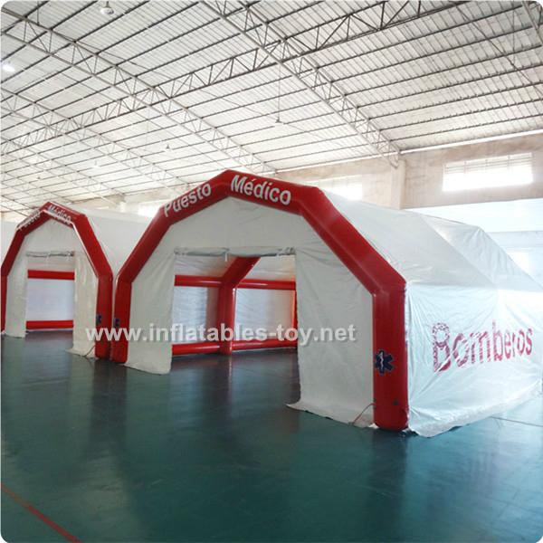 Large Inflatable Arch Tent, Waterproof Inflatable Exhibition Tent 2