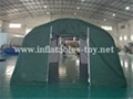 Large Inflatable Arch Tent, Waterproof Inflatable Exhibition Tent 9