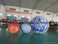 LED Globe Planet  Decoration Balloon, Inflatable Solar System Balloon 4