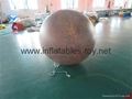 LED Globe Planet  Decoration Balloon, Inflatable Solar System Balloon