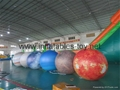 LED Globe Planet  Decoration Balloon, Inflatable Solar System Balloon 3