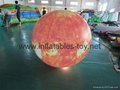 LED Lighting Inflatable Solar Planet Balloon for Event Decoration 4
