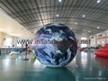 LED Lighting Inflatable Solar Planet Balloon for Event Decoration 3