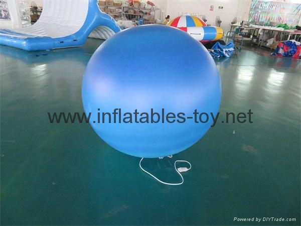 LED Lighting Inflatable Solar Planet Balloon for Event Decoration 8