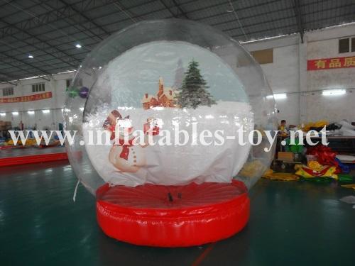 Christmas decoration snow globe for sale