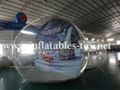 Transparent Outdoor Huge Inflatable