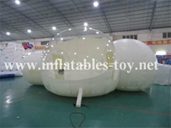 Inflatable Hotal Clear D