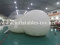 Inflatable Hotal Clear Dome Tent, Inflatable Bubble Camping Dome Tent 7