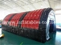 Sealed Inflatable Temporary Structures Tent, Inflatable Tunnel Tent for Garage  1