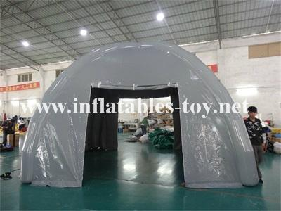 Airtight Inflatable Archway Tent for Emergency, Waterproof Airsealed Tent 1