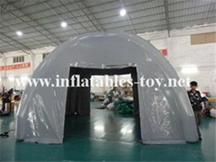 Airtight Inflatable Archway Tent for Emergency, Waterproof Airsealed Tent