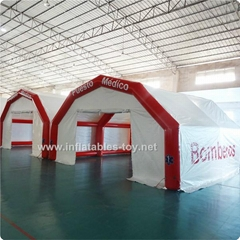 Inflatable Medical Tent , Inflatable Mobile Hospitals , Red Cross Tent