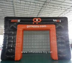 Inflatable Exhibition Tent, Airtight Tent Inflatable Cube Tradeshow Tent
