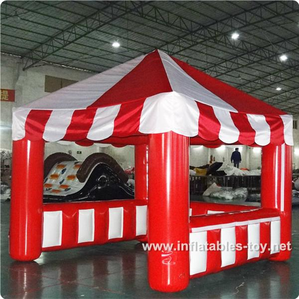 Airtight Tent Inflatable Cube Tradeshow Tent