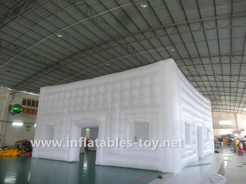 Inflatable Party Event Tent,Wedding Decoration Cube tent 1