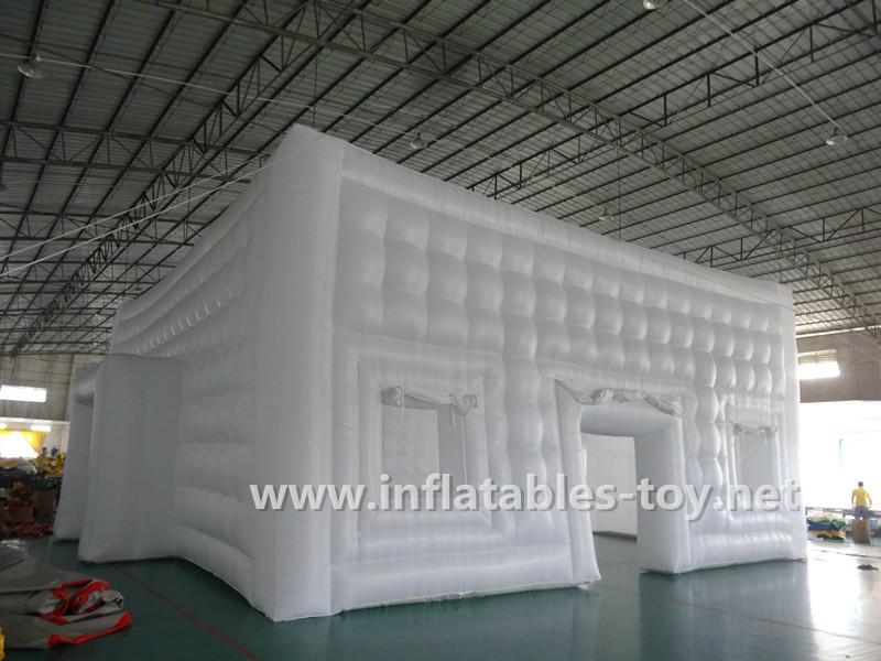 Inflatable Party Event Tent,Wedding Decoration Cube tent 2