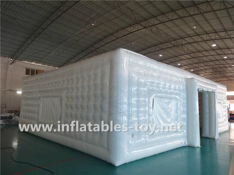Inflatable Air Sealed Party Event Tent, Airtight Advertising Tent 1