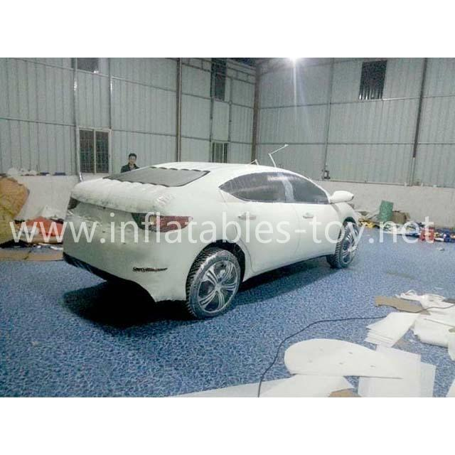 Inflatable Car Advertising Replica, Car Shape Model 6