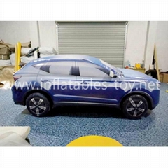 Inflatable Car Advertising Replica, Car Shape Model