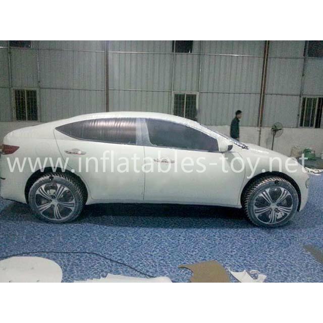 Inflatable Car Advertising Replica, Car Shape Model 4